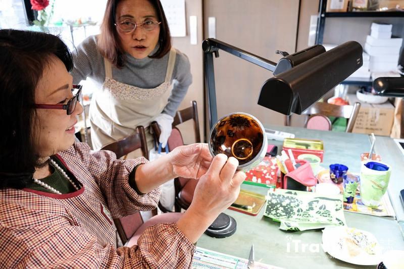 《東京手作工藝》吉祥寺噴砂玻璃工藝:中文解說手作體驗