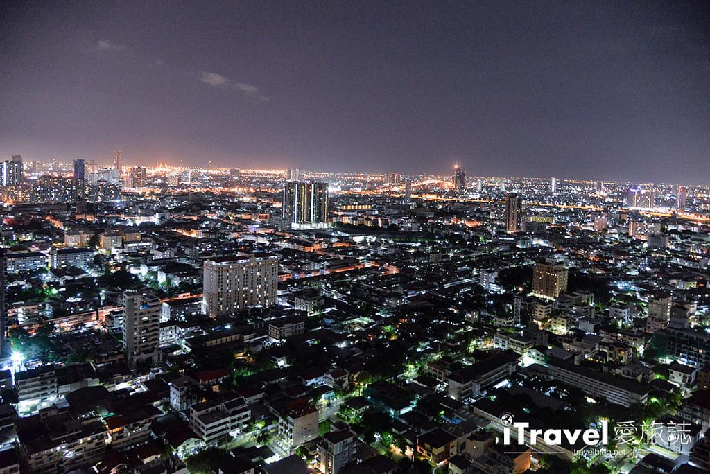 《曼谷高空酒吧》ZOOM Sky Bar:安納塔拉酒店360度景觀