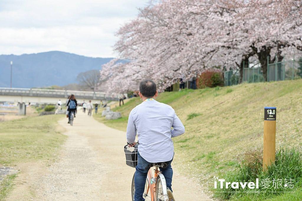 《京都租腳踏車》EMUSICA:京都平價車行租車遊鴨川實錄