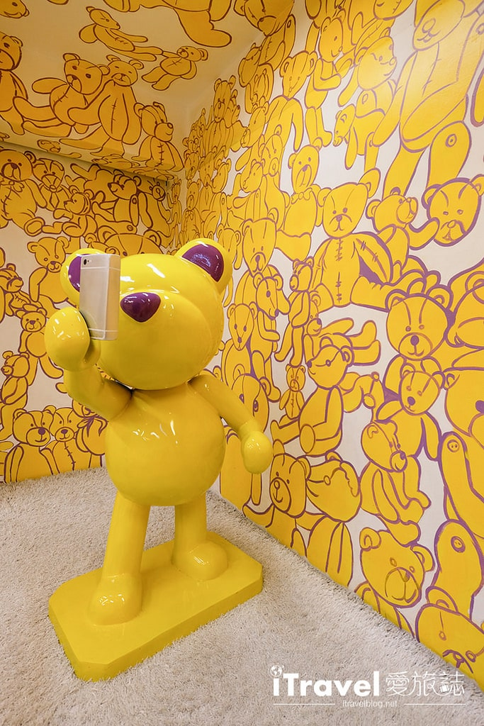 《芭堤雅景點推薦》泰迪熊博物館 Teddy Bear Museum,親子合影同歡好去處。