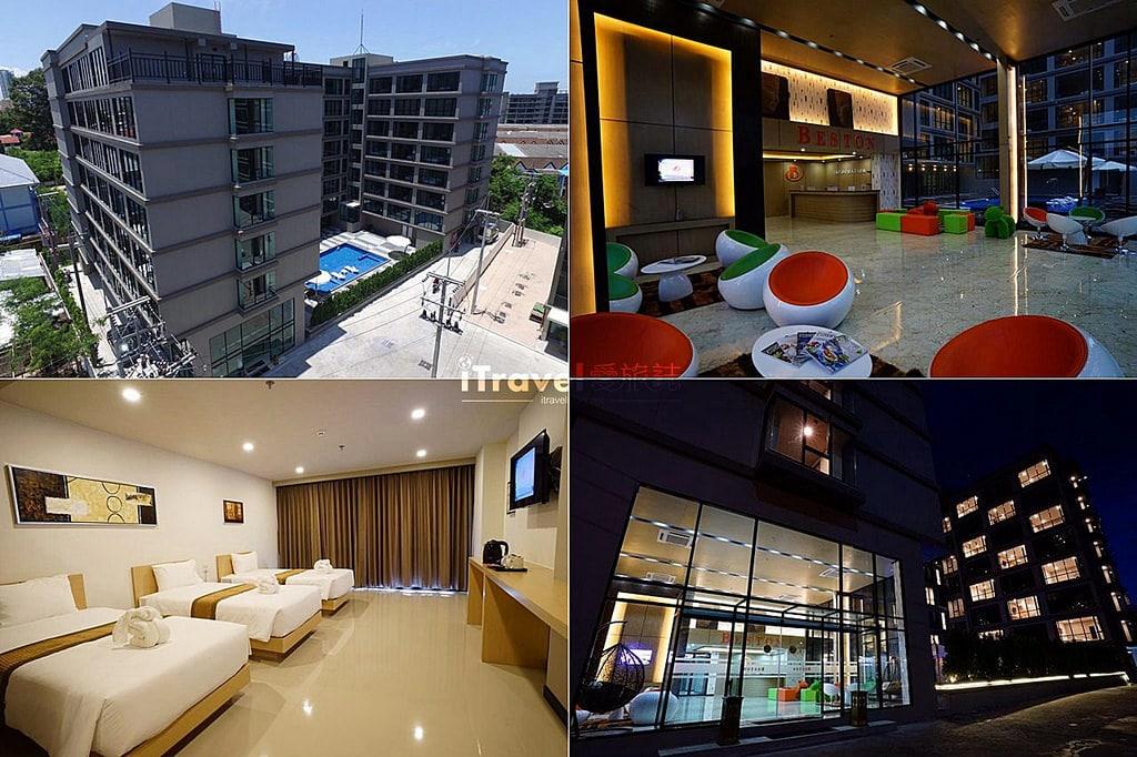 《芭堤雅訂房筆記》2016年30間全新開業星級酒店住宿推介
