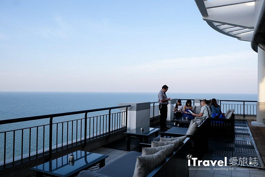 《華欣高空酒吧》White Lotus Sky Bar:希爾頓酒店頂樓美景