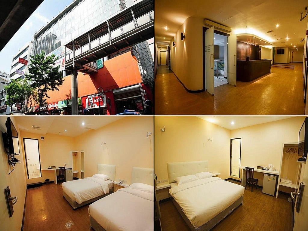 《曼谷飯店推薦》2015年48間新開業平價旅館與酒店推介