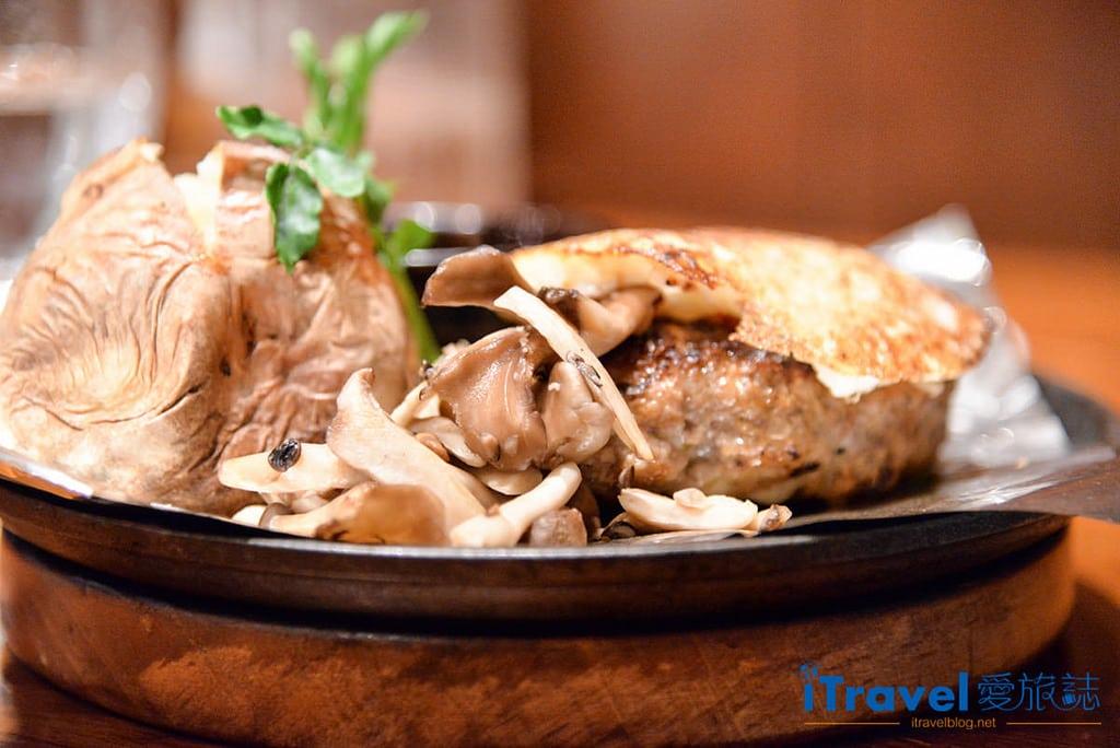《京都美食推薦》東洋亭本店:百年洋食老字號漢堡排,餐後必點超美味限量手工布丁