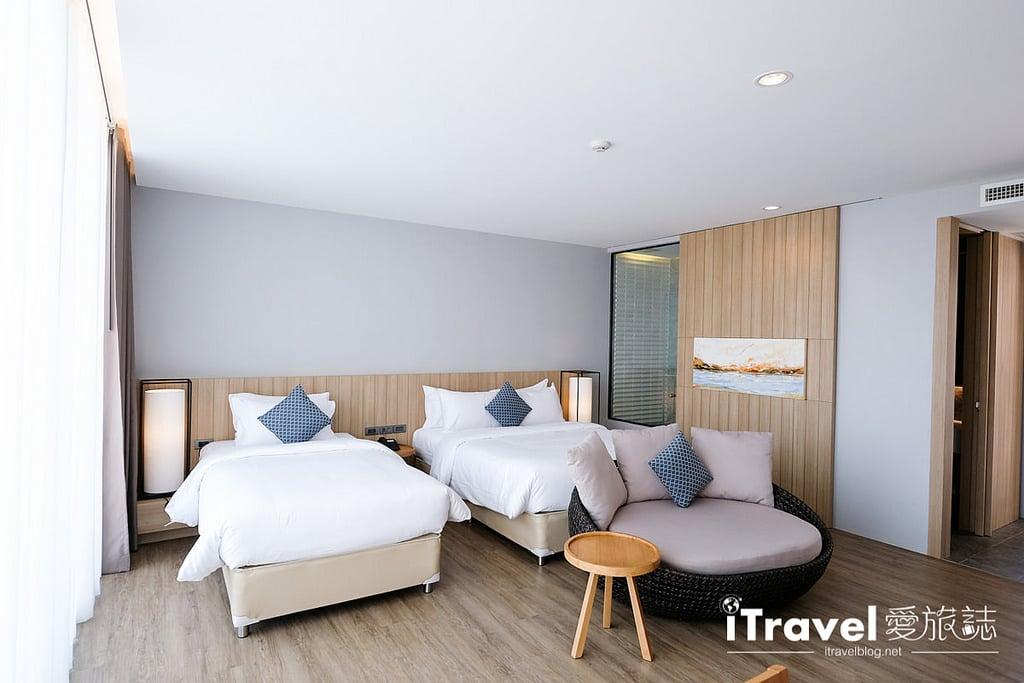 《華欣飯店推薦》阿斯拉精品酒店:三人房型平價泳池度假屋