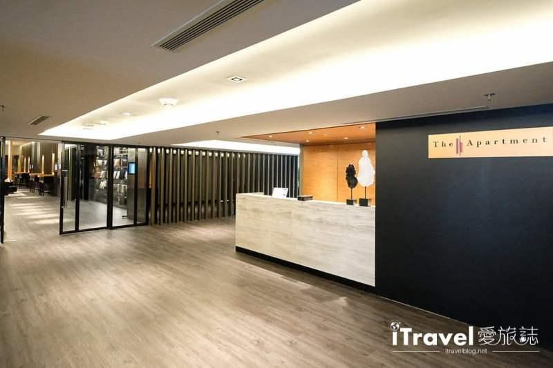 《曼谷飯店推薦》萬豪馬奎斯女王公園酒店:挑高視野五星酒店