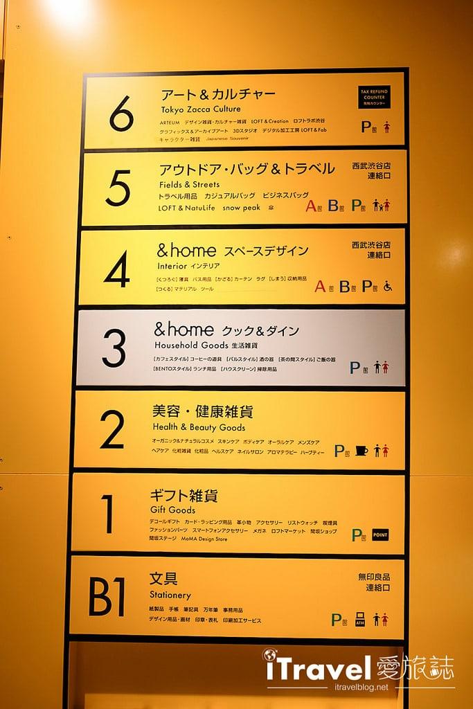 《東京購物商場》LOFT涉谷店:東京必逛人氣雜貨商城,文創與生活用品好好買!