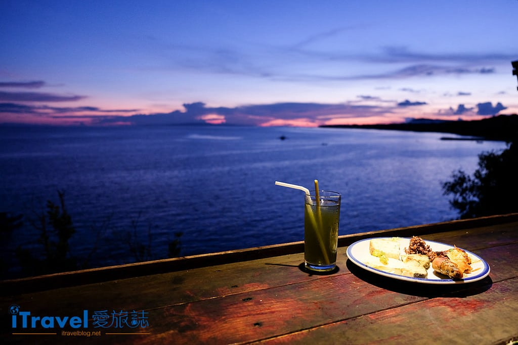 《菲律賓景觀餐廳》薄荷島蜜蜂農場:海岸餐廳與夕陽美景