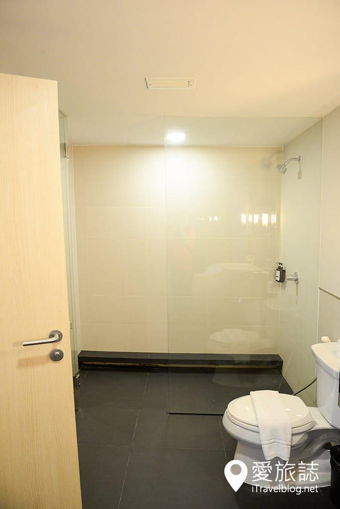 《曼谷飯店推薦》Thee Bangkok:小資族好選擇的特希酒店