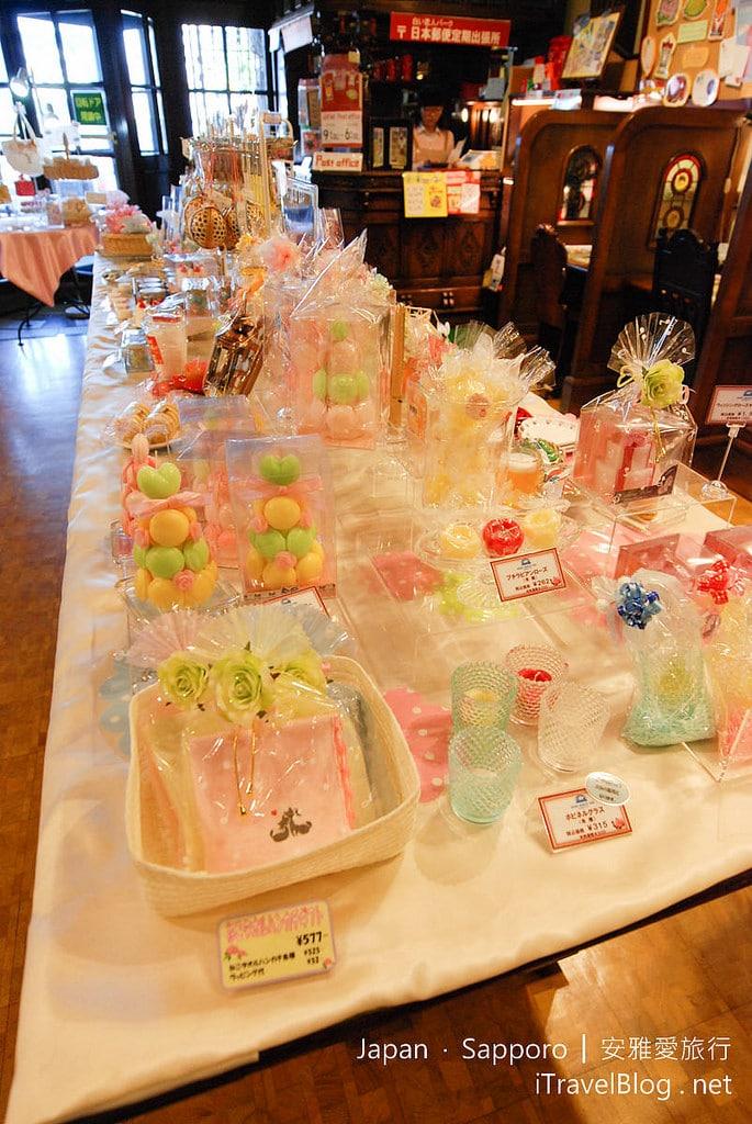 《札幌景點推薦》哥倫比亞紀念品店:北海道札幌白色戀人公園紀念品,在這兒一次購入
