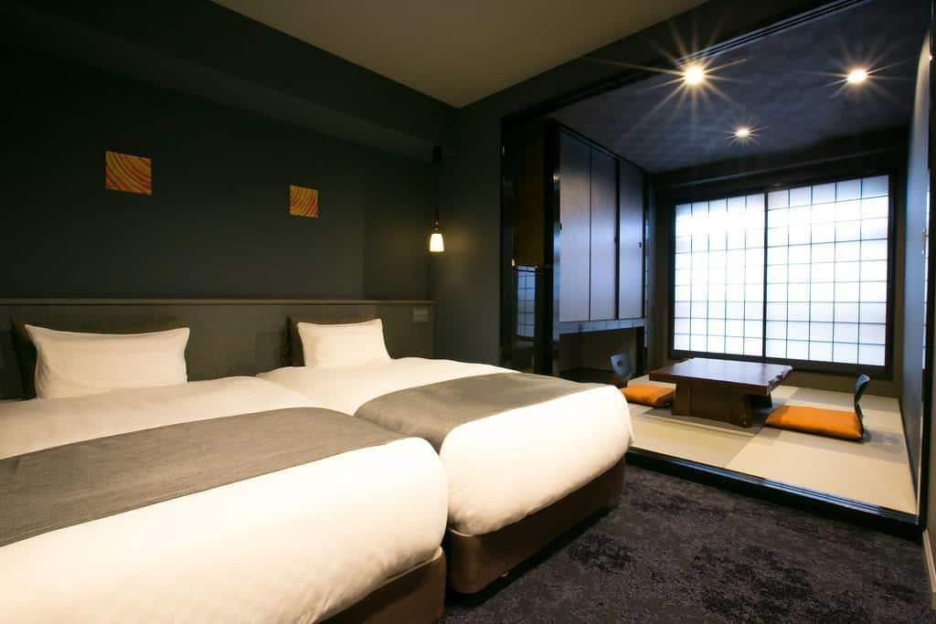 Hotel Banister Kyoto 4