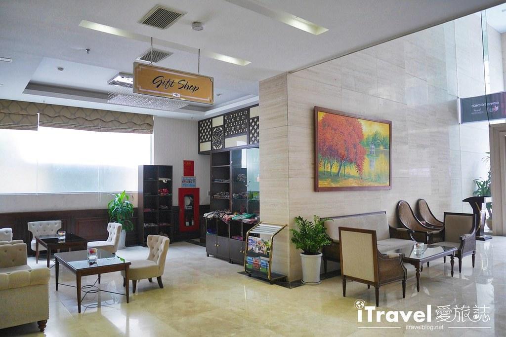 越南孟清河內中心酒店 (9)