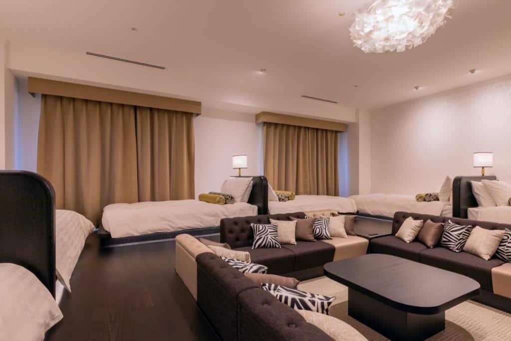 LIBER HOTEL AT UNIVERSAL STUDIO JAPAN 3