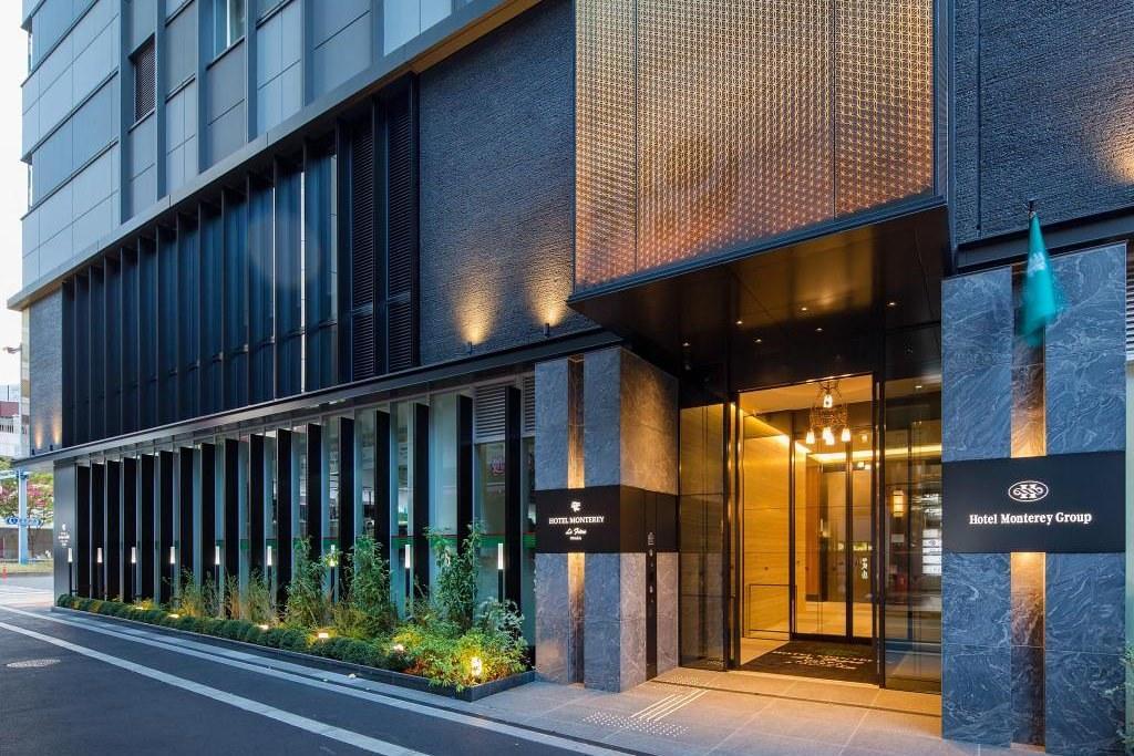 Hotel Monterey Le Frere Osaka 1