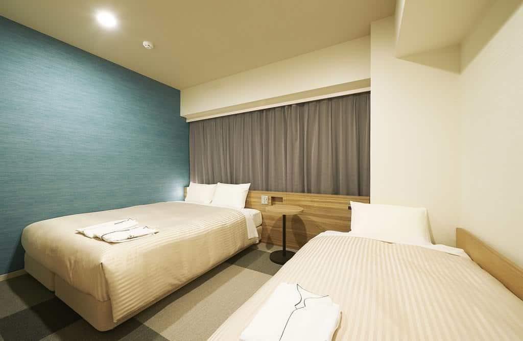 Sotetsu Fresa Inn Osaka-Shinsaibashi 4