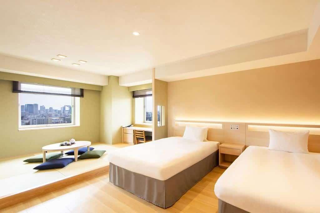 Karaksa hotel grande Shin-Osaka Tower 3