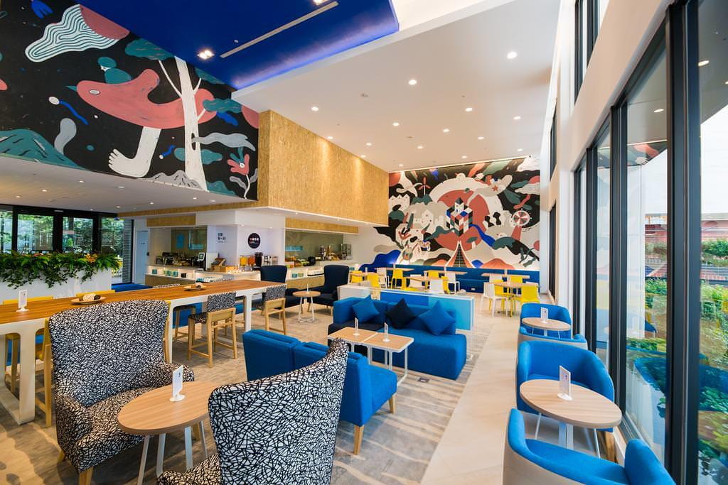 Holiday Inn Express Taichung Fengchia 4