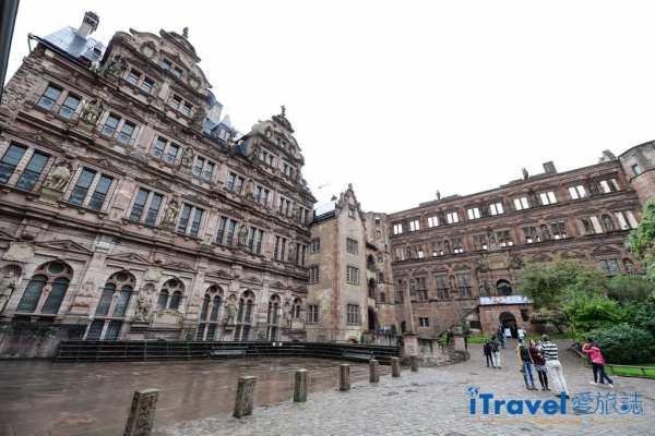 海德堡城堡:充滿浪漫愛情百年城堡,交通票價與資訊攻略