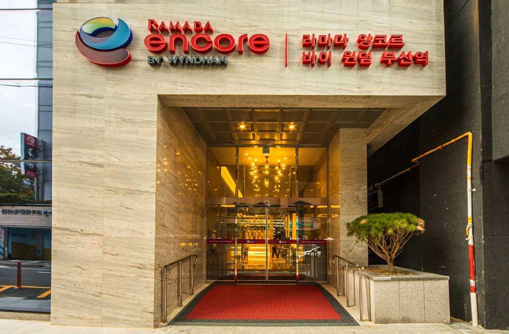 Ramada Encore by Wyndham Busan Station 1