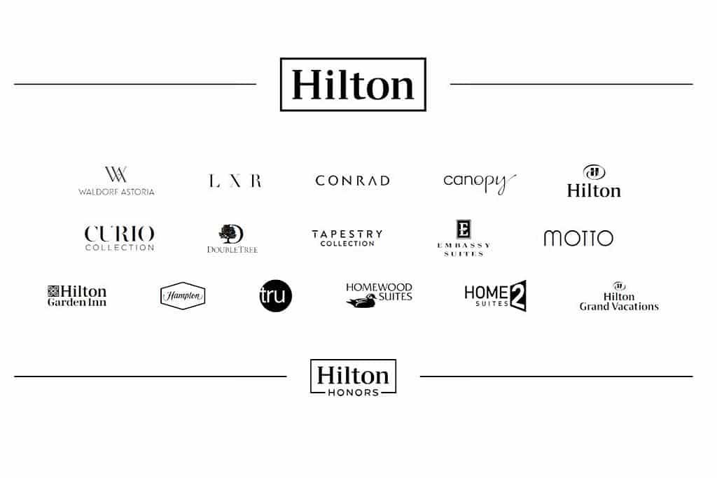Hilton Hotels & Resorts Brands