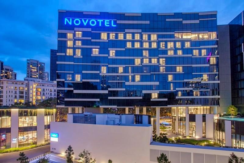 Novotel Singapore On Stevens 1