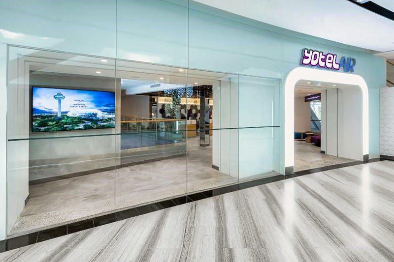 YOTELAIR Singapore Changi Airport at Jewel 1