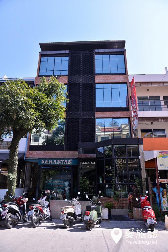 清迈查奈特酒店 Chalnatt Hotel 01