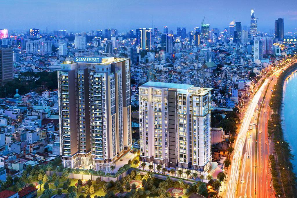 Somerset D1Mension Ho Chi Minh City 1