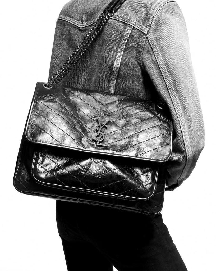 Saint Laurent Niki Bag Large (2)
