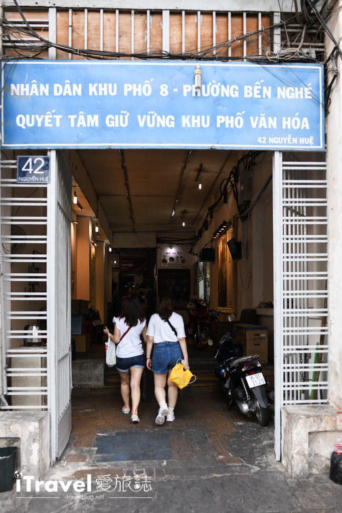 胡志明市咖啡公寓 The Cafe Apartment (6)