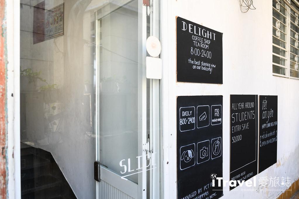 胡志明市咖啡公寓 The Cafe Apartment (12)