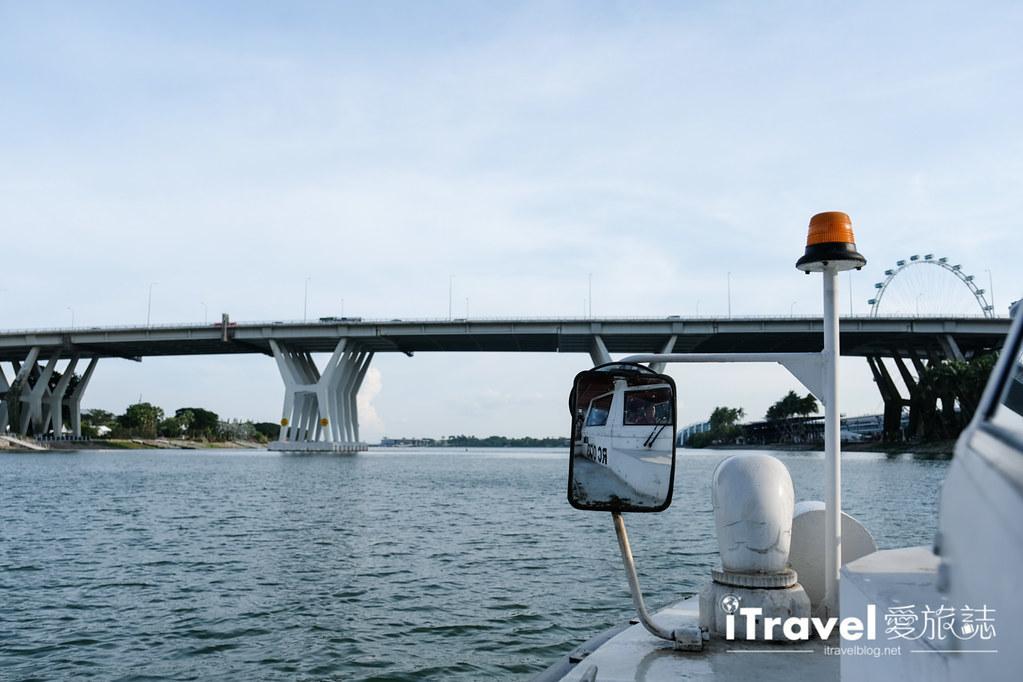 新加坡水陸兩棲鴨子船遊覽 Singapore Duck Tours Bus (15)