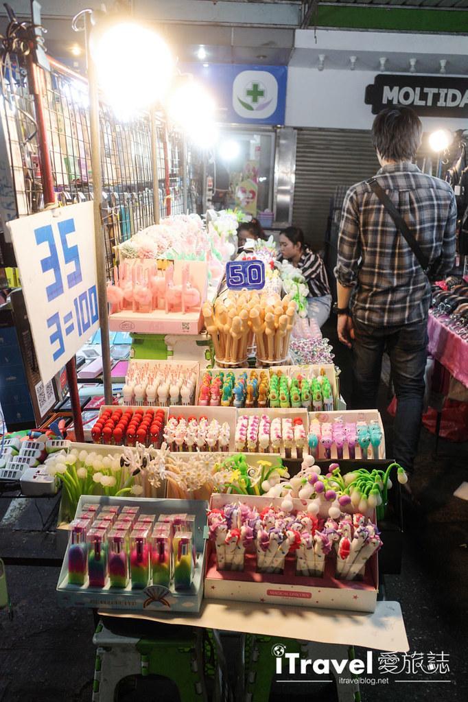曼谷水門市場夜市 PratuNam Market (45)