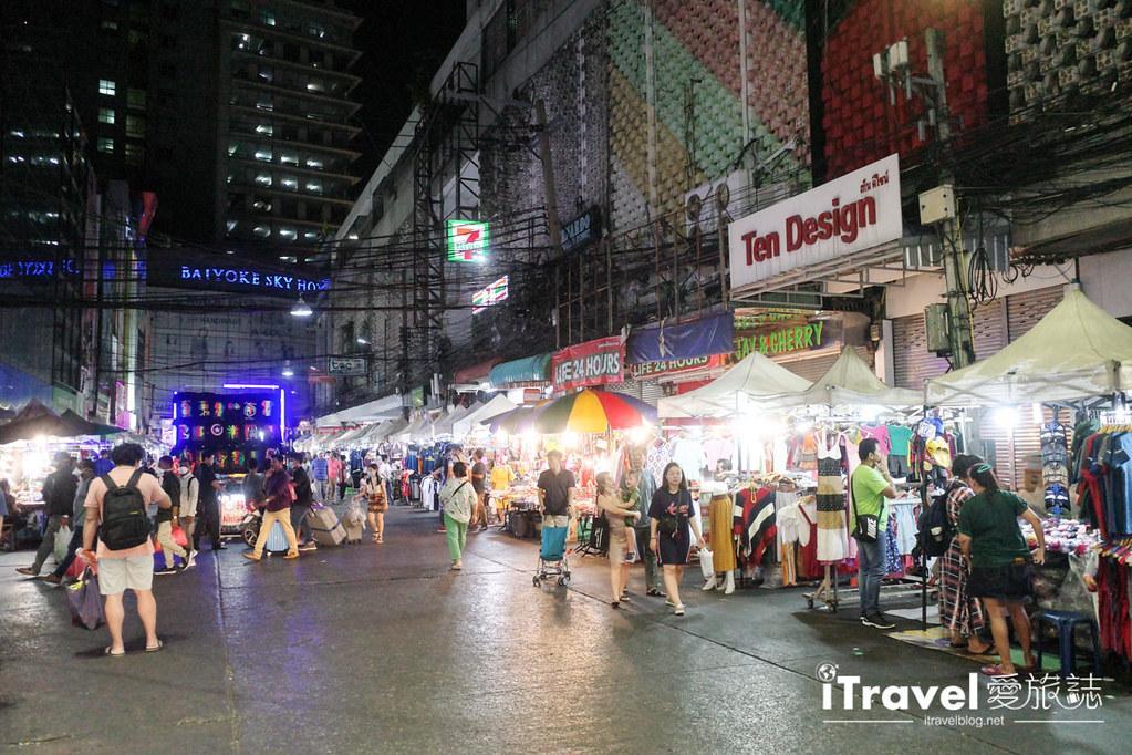 曼谷水門市場夜市 PratuNam Market (50)