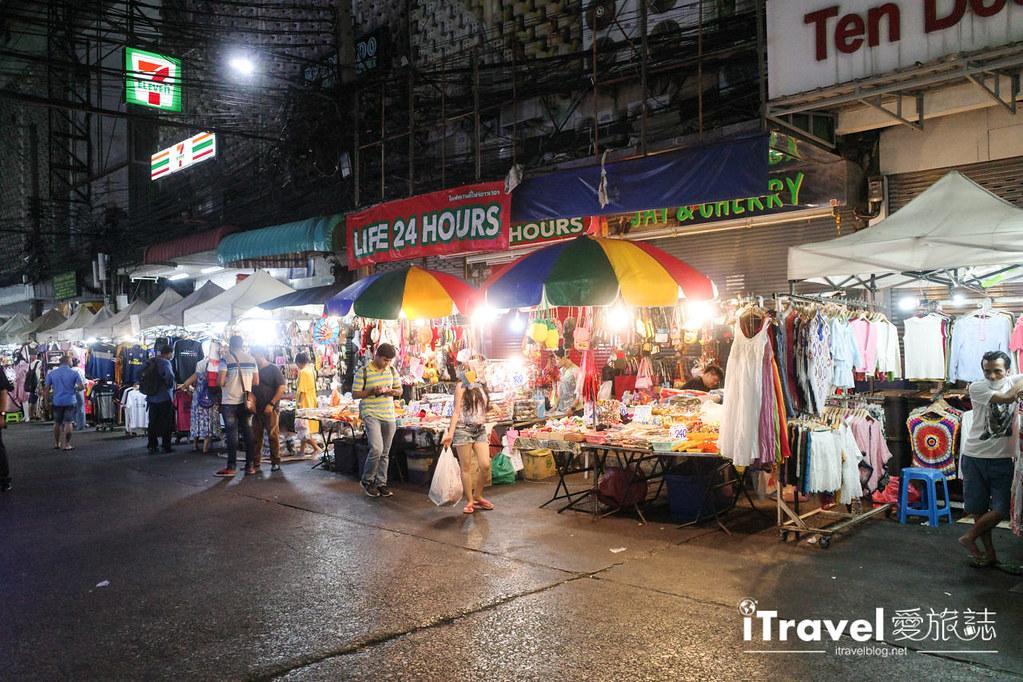 曼谷水門市場夜市 PratuNam Market (52)