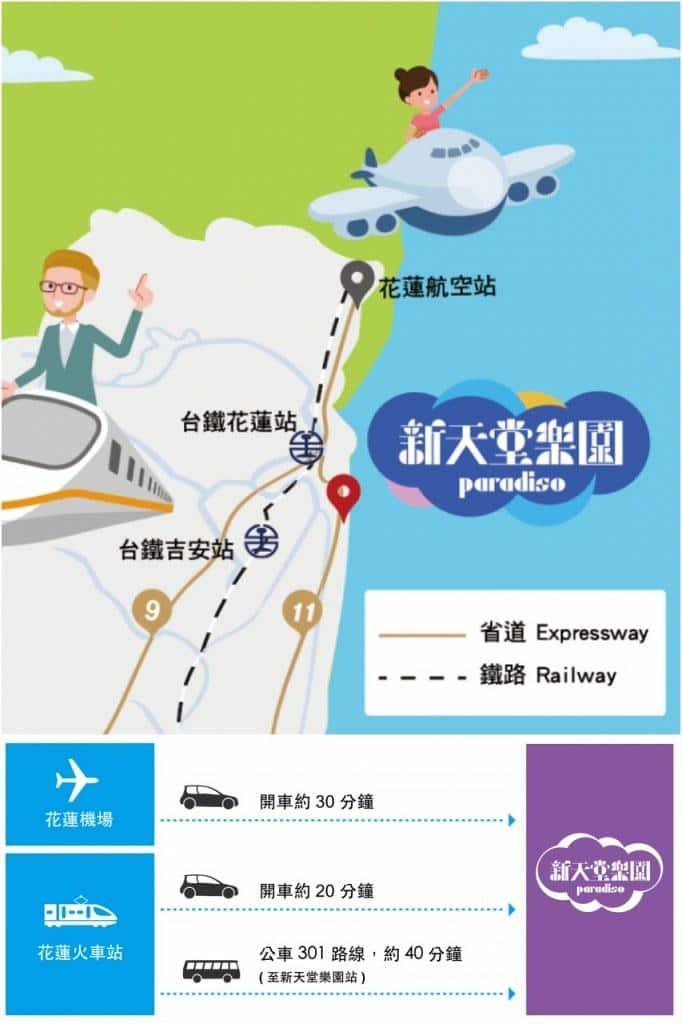 New Paradiso Map 3