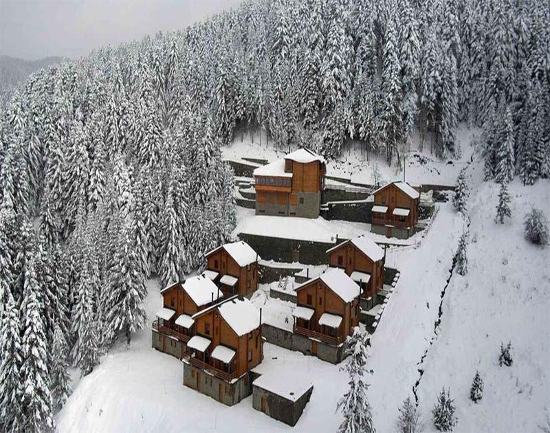 «Ελβετικές» διακοπές σε σαλέ στην Ελάτη Τρικάλων! - iTravelling