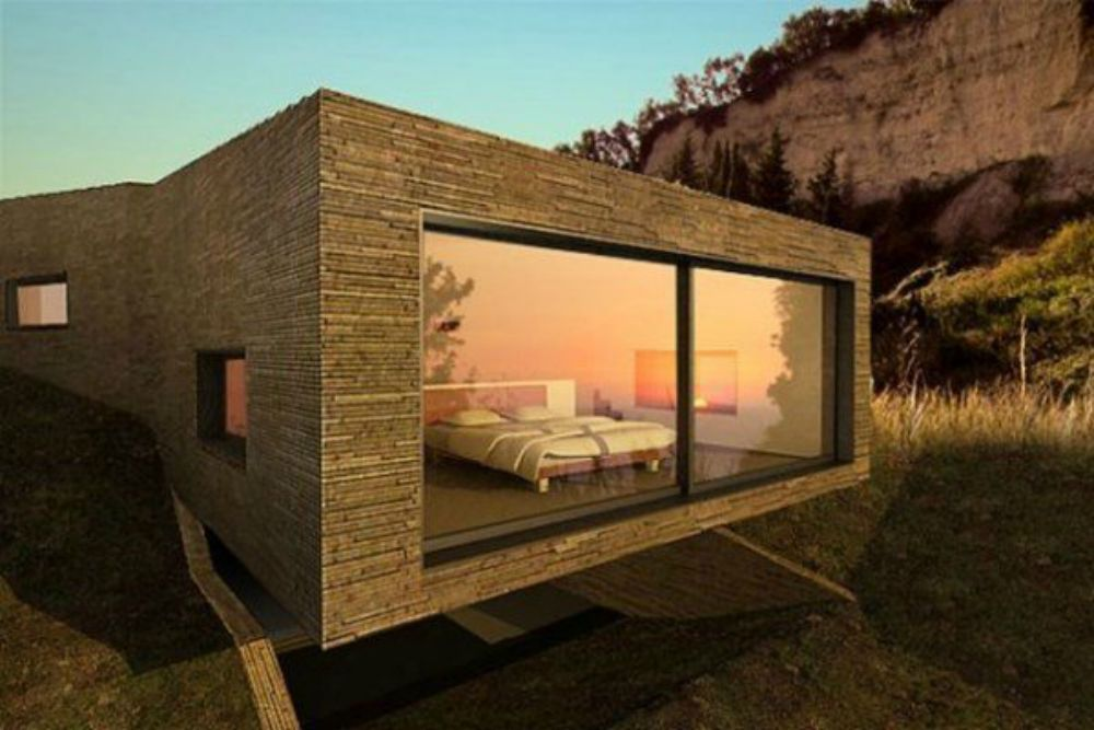 Skolix: Ένα γυάλινο σπίτι – όνειρο στην Κέρκυρα - iTravelling