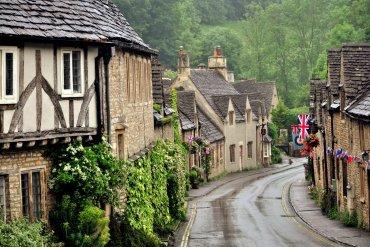 Castle Combe: Ένα«κινηματογραφικό» χωριό στην αγγλική ύπαιθρο - iTravelling