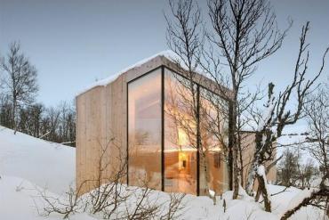 Το καταφύγιο της χλιδής στη Νορβηγία - iTravelling