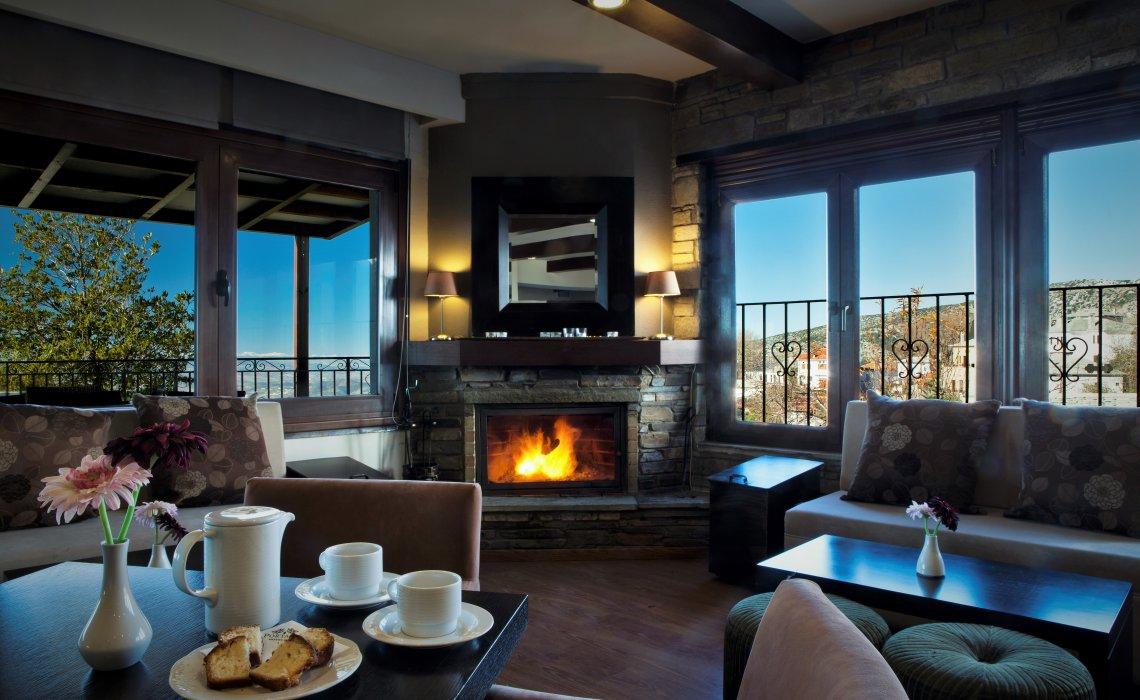 Portaria Hotel & Spa: Ξεχωριστή διαμονή για σπα με θέα τον Παγασητικό - iTravelling