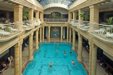 Gellert Hotel Palace: Ευ ζην στο διάσημο σπα της Βουδαπέστης - iTravelling
