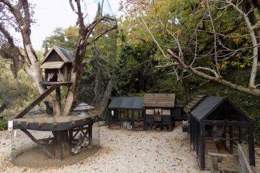 Area Synest: Ένα θεματικό πάρκο μέσα στο δάσος στο Συνεβρό - iTravelling