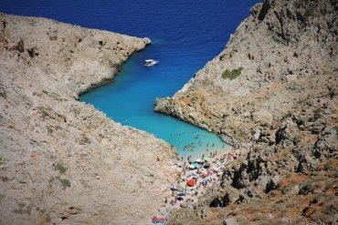 On the Road || Σεϊτάν Λιμάνια: Στα διαβολολίμανα της Κρήτης - iTravelling