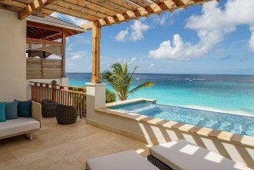 Zemi Beach House: Διαμονή δίπλα στο κύμα στην Καραϊβική - iTravelling