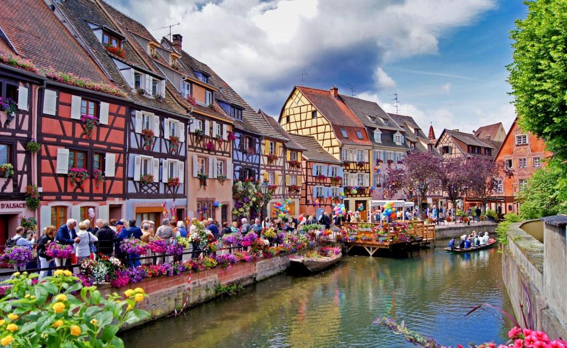 On the Road || Ένα «μεθυστικό» ταξίδι στο γαλλικό Colmar - iTravelling