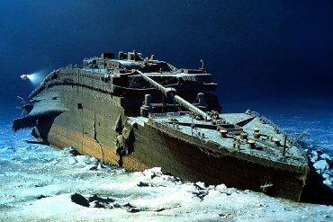 Πάμε για κατάδυση στο ναυάγιο του Τιτανικού - iTravelling