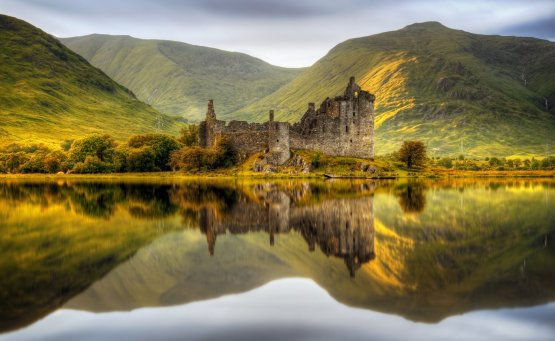 Λίμνη Loch Awe: Πάμε βόλτα στο μεσαίωνα και για ψάρεμα πέστροφας - itravelling.gr