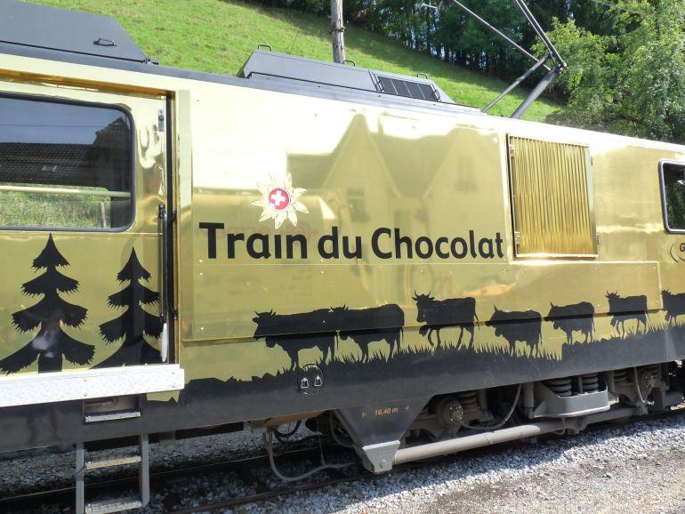 Ταξίδι με το τρένο της σοκολάτας στην Ελβετία - itravelling.gr
