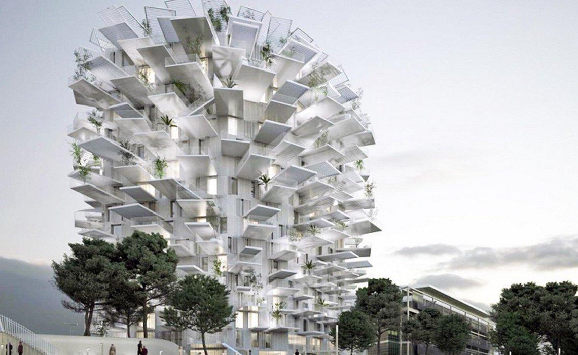 White Tree: Το συγκρότημα κατοικιών που μιμείται τα κλαδιά των δέντρων - itravelling.gr